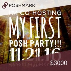 Join my POSH PARTY 🎉 Monday, November 11th - Them tbd - Looking for awesome closets! Want to be featured?? Like and share my listings and I'll browse your closet for my host picks!! 🎉🎉🎉🎉🎉🎉🎉 Free People Dresses