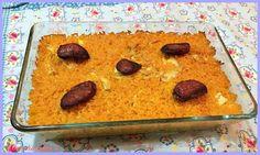 Arroz de Açafrão com Frango / Saffron Rice with Chicken