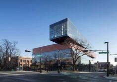 New Halifax Central Library, Halifax, 2014 - SHL - schmidt hammer lassen architects