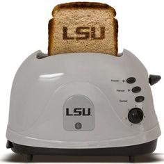 #LSU toaster!