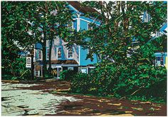 Eizin Suzuki – Light falls of board walk   Graphicine