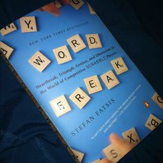 """""""Word Freak"""" by Stefan Fatsis takes you deep inside the world of...competitive SCRABBLE. (Yes, it is more interesting than it sounds.)  There's even a stop in PA Dutch country! Read this now!"""