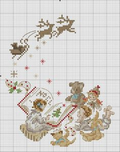 Beginning Cross Stitch Embroidery Tips - Embroidery Patterns Cross Stitch Christmas Ornaments, Xmas Cross Stitch, Cross Stitch Boards, Just Cross Stitch, Christmas Cross, Cross Stitching, Cross Stitch Embroidery, Cross Stitch Fairy, Christmas Sewing