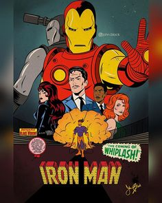 Iron Man Series, Avengers Poster, Fan Poster, Comic Book Style, Popular Artists, Comic Covers, Black Widow, Marvel Cinematic Universe, Black Art