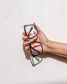 Created with a stylishly bold sillouhette, the Montana opticals are the perfect pair for an aspiring fashion mogul. The oversized shape, feminine design and gold-tone bridge gives this style a distinguished yet sophisticated look. Office Looks, Bossbabe, Montana, Lenses, Bridge, Light Blue, Feminine, Lace Up, Pairs