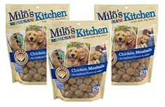 Milos Kitchen Home Style Dog Treats Chicken Meatball 18 Ounce 18 oz.3 Pack *** Check out the image by visiting the link. (This is an affiliate link)