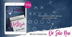 I Love Romance: DEAL ALERT: FIRST AND GOAL BY KATA CUIC
