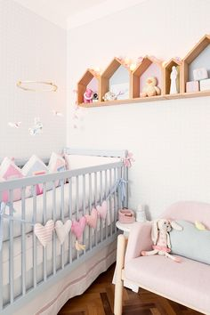 Quarto de bebê – Candy Colors | Karen Pisacane