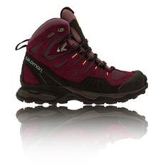 e26e07b63b5 Salomon Conquest GTX Women's Walking Boots - AW15 picture 1 Walking Boots,  Hiking Trails,