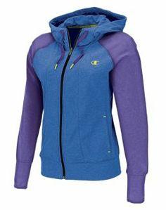 $30 Champion Endeavor Women's Jacket (Medium in Ebony Heather & Black)