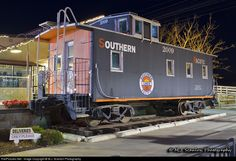 RailPictures.Net Photo: SP 2009 Southern Pacific Railroad Caboose at Tehachapi, California by M.J. Scanlon Photography