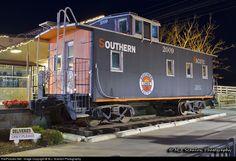 RailPictures.Net Photo: SP 2009 Southern Pacific Railroad Caboose at Tehachapi, California by M.J. Scanlon Photography