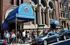 Memorial Baptist Church, Iglesia baptista en Harlem en Nueva York