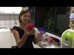 Raquel Cajé - Veja Como é Fácil Fazer Embalagem de Renda Para Bem-Casado - YouTube