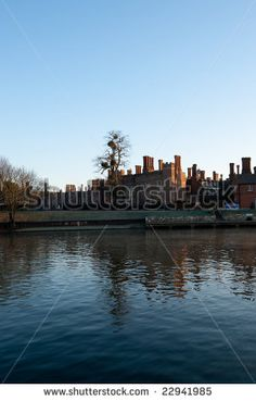 Hampton Court On The River Thames Stock Photos, Images, & Pictures | Shutterstock