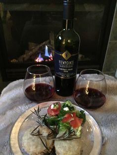 Warm up with a red!  Baby, it's cold outside so take advantage of Viewpointe's Blue Label Cabernet Franc January sale-a-bration!   We will take ours by the fire! http://www.essexcountywineries.ca/january-8-2017-viewpointe-estate-winery-2008-cabernet-franc-vqa-with-quebec-pork-pie/