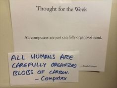 thought of the week - Dump A Day