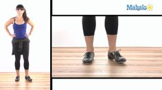 How to Do a Back Flap Heel in Tap Dance (+playlist)