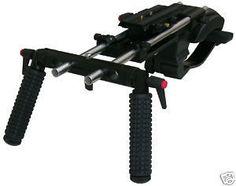 Proaim shoulder mount support Steady rig 4 DV dslr hdv camera stabilizer video