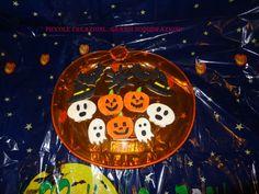 Biscotti in pasta di zucchero per Halloween con tutorial e ricetta collaudatissima e semplicissima