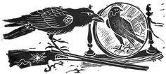 Ilustración de Corinna Sargood para Cuentos de Hadas de Angela Carter año 2000 Fairytale Art, Creative Inspiration, Vintage Posters, Printmaking, Fairy Tales, Cards, Illustrations, Neo Victorian, Fairytail