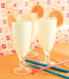 creamsicle shakes - Kids Cooking Made Easy