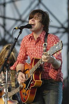 Ryan Adams and the Cardinals Release Cardinology. Thank. God. | StyleCaster