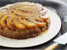 The 33 Best Cake Mix Cakes and Desserts Peach Cake Recipes, Cake Mix Recipes, Dessert Recipes, Pastry Recipes, Healthy Desserts, Healthy Foods, Savoury Cake, Savoury Dishes, Bienenstich Cake