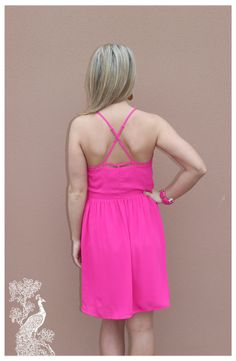 Ruffled Feathers Boutique - Too Pink For You Dress, $72.99 (http://www.ruffledfeathersboutique.com/too-pink-for-you/)