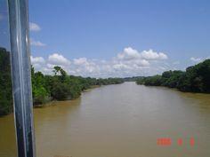 La grandeza del Río Nechí