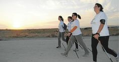 Nordic Walking, Cross Training, South Africa, Health Fitness, Exercise, Couple Photos, Natural, Beach, Arms