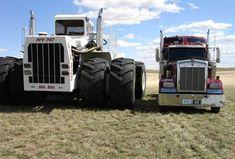 big bud worlds largest farm tractor by The Silver Spade American Old John Deere Tractors, Big Tractors, Old Farm Equipment, Heavy Equipment, Triumph Motorcycles, Cool Trucks, Big Trucks, Ducati, Mopar