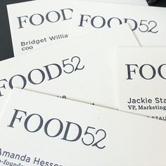 23 best letterpress business cards images on pinterest embossed letterpress business cards for one of our favorite companies i visit their site daily for reheart Images