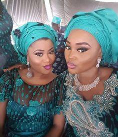 Mercy Aigbe-Gentry Slays Beautifully in Aso-Ebi - Wedding Digest NaijaWedding Digest Naija