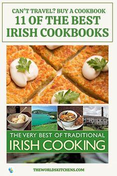 Best Irish Cookbooks |Irish food |Irish cooking | Irish recipes | Irish cookbooks | Irish traditional food | Irish cuisine | cooking the food of Ireland | Irish soda bread | Irish stew