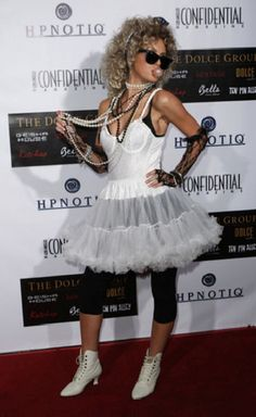 80's Costume Ideas - inspired by Movies, Celebrities & Parties - In style Celebrity Looks for Less, Fashion 2011– Fashion Blog - Famous Fashionista | In style Celebrity Looks for Less, Fashion 2011– Fashion Blog - Famous Fashionista