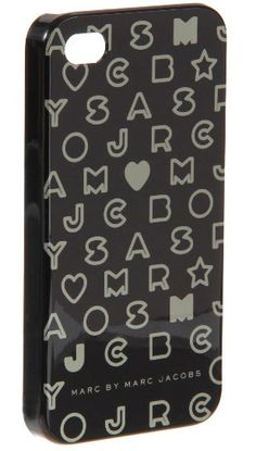 Marc by Marc Jacobs iPhone Case-- have this in metallic purple and I love it!