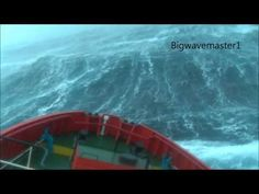 The Grampian Protector, a 44-meter Emergency Response and Rescue Vessel was working in the North Sea last week during the nasty storm Xaver....