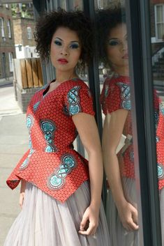 Weekend Special: Fashion-Forward Ankara Styles - Wedding Digest Naija