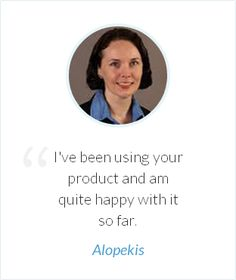 Alopekis - A happy PBM user
