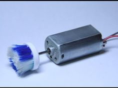 HOW TO: Make an Electric Nano Polishing Brush