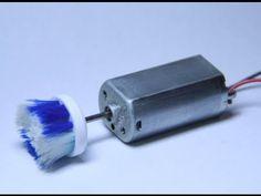HOW TO: Make an Electric Nano Polishing Brush