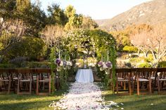 San Ysidro Ranch Santa Barbara Wedding Venue