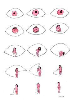 Amaia Arrazola - Eyes
