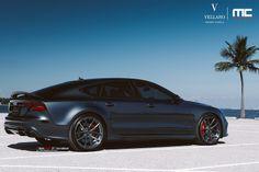 Gray Vellano Audi RS7 14