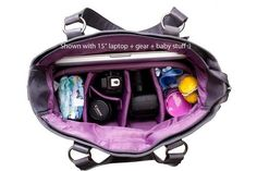 Kelly Moore Camera Bags for