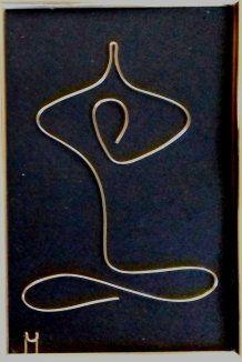 Wire Art Sculpture, Sculpture Lessons, Copper Wire Art, Family Tree Art, Scrap Metal Art, Welding Art, Wire Crafts, Mural Art, Bottle Art