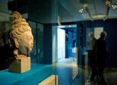 Grote tentoonstelling over de Zijderoute in de Hermitage Amsterdam