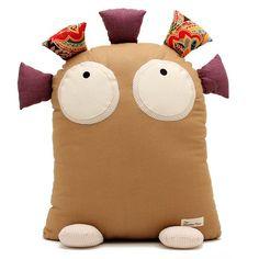 Polly Handmade Monster Cushion II