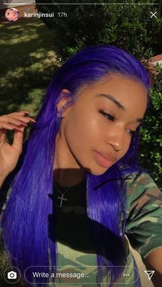 Blue Wigs Lace Frontal Hair Keratin Treatment For Curly Hair Pastel Blue Lace Front Wig Clearance Wigs Frontal Hairstyles, Weave Hairstyles, Straight Hairstyles, Dope Hairstyles, Hairstyles 2018, Hairdos, Lace Wigs, Lace Front Wigs, Big Chop